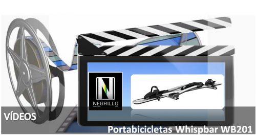 Portabicicletas Whispbar WB201