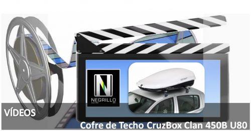 Cofre de techo CruzBox Clan 450B U80