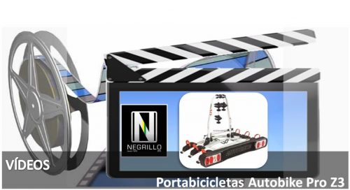Portabicicletas Autobike Pro Z3