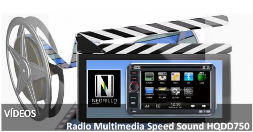 Vídeo Speed Sound HQDD750