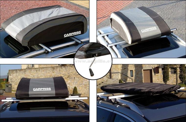 Carpriss plegable - Cofre techo coche ...