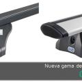 Nueva gama de barras de techo Cruz FIX