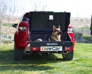 Portaperros - Remolques para perros