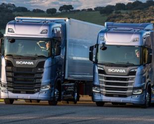 Neveras para Scania
