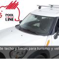Barras de techo y bacas Pool-Line