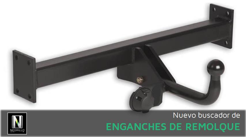 Enganches de bola de remolque para vehículos - Negrillo.es