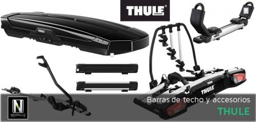 Barras portaequipajes y accesorios Thule