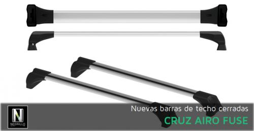 Nueva barra cerrada Cruz Airo Fuse
